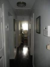 Hallway to Guest Bedroom